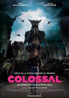 Colossal (2016) 720p BluRay 700mb