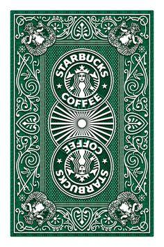Starbucks Poster   Portfolio   Billy Sweeney Design