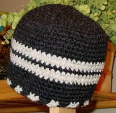 Set of 3 Men's Rugged Hats Instant Download PDF by MaddCrocheter, $5.00