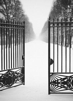 Gate to winter wonderland Kandinsky, Winter Day, Winter White, Anastasia, Dark Tales, Mystery, Crimson Peak, Penny Dreadful, Phantom Of The Opera
