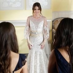 "The ""Pretty Little Liars"" Finale Photos of Aria in a Wedding Dress Are Too Much 