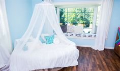 Home & Family - How-To - DIY Winter Trampoline Oasis with Paige Hemmis | Home & Family  10/14