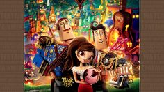 The Book of Life Wallpaper - Original size, download now.