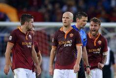 Roma draws against Cagliari