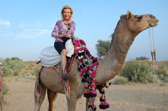 Visit to a Camel Safari is must when in Rajasthan. Asian Voyages helps you plan a great tour. For more details please visit http://asianvoyages.co.in/2015/visit-jaisalmer/