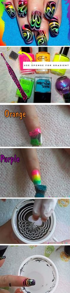 nice 23 Cute Summer Nail Art Ideas For Short Nails