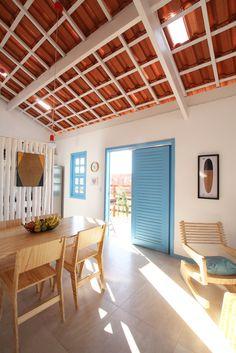 Modern Exterior House Designs, Home Interior Design, Interior Decorating, Rooftop Design, Village House Design, Villa Design, Small Room Bedroom, Small House Design, My Dream Home