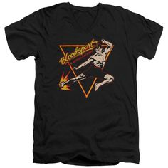 BLOODSPORT ACTION PACKED Van Damme T Shirt