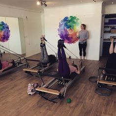 Saturday Reformer classes with Physiotherapist Mother and Pilates Instructor extraordinaire- Jacinta!!!! Fun and challenging! Book now for next week ;) minimal spots... http://ift.tt/13ITeoC #pilates #reformer #janjuc #torquay #geelong #surfcoast #surfcoastmindfulmovement #physio #weekendwellbeingwarrior #feetinstraps #feelawesome #weekendfun #workout #fitness #pilatesstudio #studio #stretch by surfcoastmindfulmovement http://ift.tt/1X8VXis