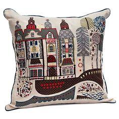 Town Pillow