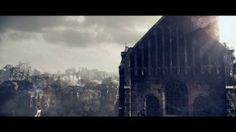⭒Matte Painting, 3D Space, Character Modeling