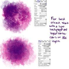 Nebula brushes?