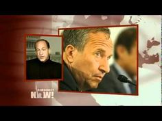 """Inside Job"" Director Charles Ferguson: Wall Street Has Turned US Into a ""Predatory Nation"""