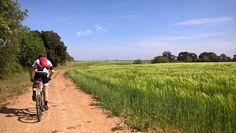 Riserva naturale Decima Malafede #Roma #mtb #bicicletta #bicycle #ciclismo #cycling