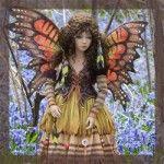 Create a beautiful tattered skirt for your Fair Folk...