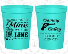 Wedding Plastic Cups, Personalized Cups, Wedding Cups, Personalized Plastic Cups, Stadium Cups, Party Cups, Plastic Cups (474)