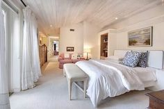 #awesome #bedroom #home #luxury #room #white
