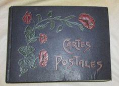 Les Zinzins des Cartes: Album de cartes postales anciennes mis en vente au...