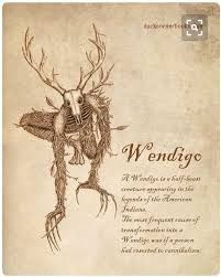 Image result for wendigo supernatural