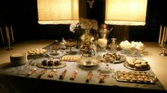Dessert table / mesa de postres Galicia gloriabenditacakes.es