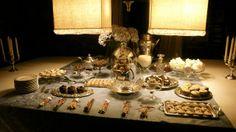 Dessert table / mesa de postres Galicia gloriabenditacakes.es