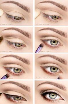 12-Easy-Simple-Fall-Makeup-Tutorials-For-Beginners-Learners-2015-7.jpg (500×772)