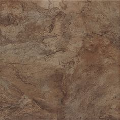 Style Selections�13-in x 13-in Canyon Espresso Glazed Porcelain Floor Tile