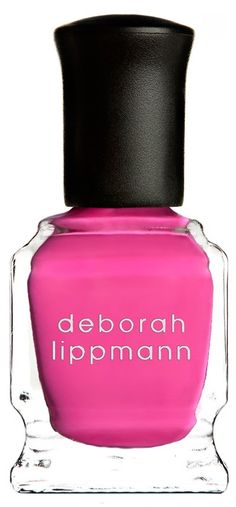 Love this shade of pink for a springtime mani