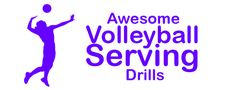 Awesome volleyball serving drills...  http://www.topvolleyballdrills.com/volleyball-serving-drills/  #volleyball #drills #serving #sports