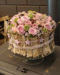 Do this but with wild flowers. Art Floral, Design Floral, Deco Floral, Floral Cake, Beautiful Flower Arrangements, Love Flowers, Floral Arrangements, Beautiful Flowers, Wild Flowers