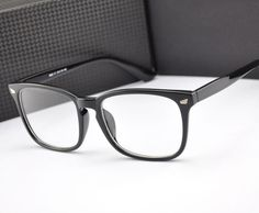 New Men's Women's Myopia Glasses Frame Eyeglasses Spectacles Optical Lens Able #Unbranded
