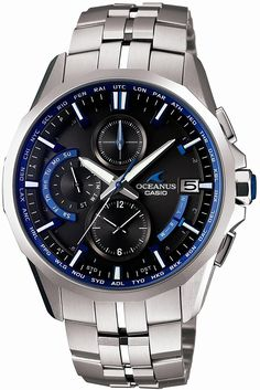 CASIO OCEANUS OCW-S3000-1AJF Multiband 6 2013 New Model ** You can find more details by visiting the image link.