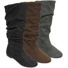 1aa6a5476e3a slouchy microsuede boots. Come on cold weather! Travel Wear