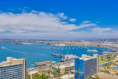 San Diego Bay View from the Grande South