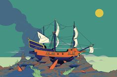 Legends of the Lost Sea's on Behance