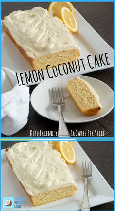 The base of the keto lemon coconut cake is deliciously moist. It has become one of the best recipes I've ever made… under pressure. via @fatforweightlos