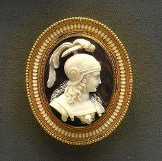 ⊙ Cameo Cupidity ⊙  British Museum