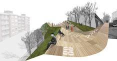 urban chaise longe_santander microspaces / zigzag arquitectura