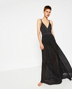 Imagen 3 de VESTIDO LARGO LIMITED EDITION de Zara