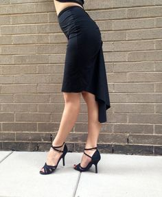 Falda tango Roxy por 5THDIMENSIONNEWYORK en Etsy