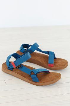 Teva Suede Original Universal Mens Sandal - Urban Outfitters