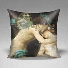 """Zephyr Flora"" #pillow #interiors #design #SanFrancisco #Decor #apartment415"