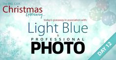 The BIG £20K Christmas Giveaway – It's Day 12 of our BIG festive giveaway and we're giving away EIGHT fantastic prizes in partnership with our friends at Light Blue Software and Professional Photo. You've got a chance of winning a Full Suite of Light Blue Studio Software AND a £100 contribution to any children's charity, 1 of 5 Magazine Subscriptions from Professional Photo and 1 of 2 Box Frames from Loxley Colour – IN ANY SIZE UP TO 60x40! Enter now at: www.facebook.com/LoxleyColour/