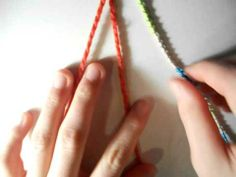 How to Make The Chinese Staircase or Spiral Friendship Bracelet! - YouTube