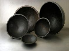 Spencer Peterman ebonized bowl