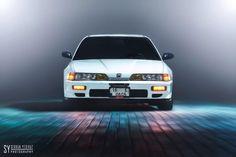 My TEG. 1991 Honda Integra LS