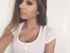 beautybysiena- Siena Mirabella is so pretty