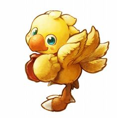 chocobo | Final Fantasy Fables: Chocobo Tales 2 Nintendo DS Artworks, images ...