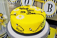 "Bumble Bee Baby Shower / Baby Shower/Sip & See ""Parents To Bee Baby Shower"" 