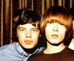 Brian & Mick